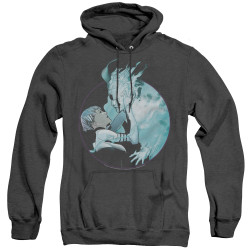 Image for Doctor Mirage Heather Hoodie - Circle