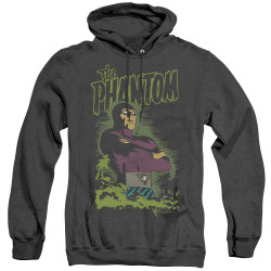 Image for The Phantom Heather Hoodie - Jungle Protector