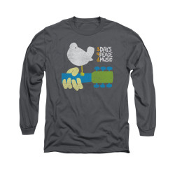 Image for Woodstock Long Sleeve T-Shirt - Perched