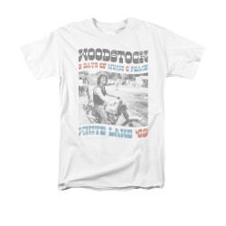 Image for Woodstock T-Shirt - Rider