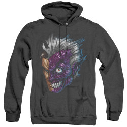 Image for Batman Heather Hoodie - Just Face
