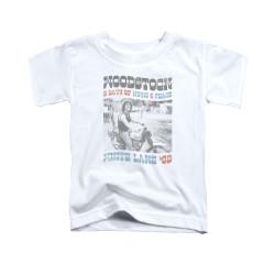 Image for Woodstock Toddler T-Shirt - Rider