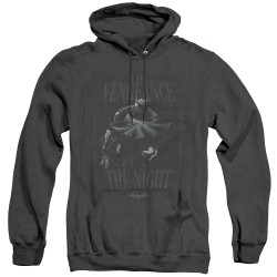 Image for Batman Heather Hoodie - I Am