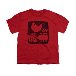 Image for Woodstock Youth T-Shirt - Summer 69