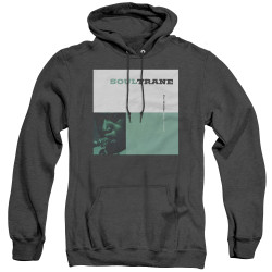 Image for John Coltrane Heather Hoodie - Soultrane