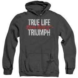 Image for Bloodsport Heather Hoodie - True Story