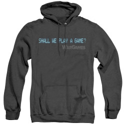 Image for Wargames Heather Hoodie - Shall We