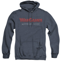 Image for Wargames Heather Hoodie - No Winners