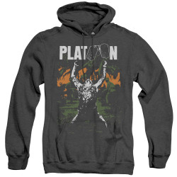 Image for Platoon Heather Hoodie - Graphic