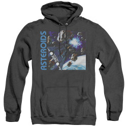 Image for Atari Heather Hoodie - 2600 Asteroids