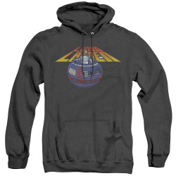 Image for Atari Heather Hoodie - Lunar Lander Globe