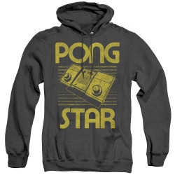 Image for Atari Heather Hoodie - Pong Star
