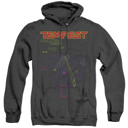 Image for Atari Heather Hoodie - Tempest Screen