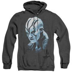 Image for Star Trek Beyond Heather Hoodie - Jaylah Burst
