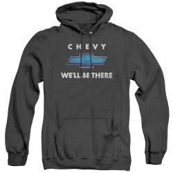 Image for General Motors Heather Hoodie - We'll Be There