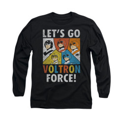 Image for Voltron Hoodie - Let's Go