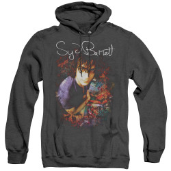 Image for Syd Barrett Heather Hoodie - Madcap Syd