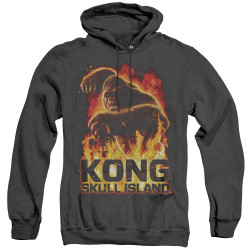 Image for Kong Skull Island Heather Hoodie - Out of the Fire