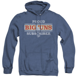 Image for Married With Children Heather Hoodie - Big 'Uns