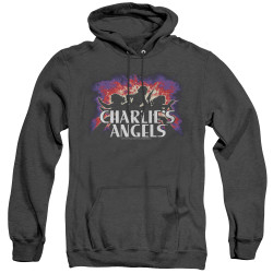 Image for Charlies Angels Heather Hoodie - Explosive