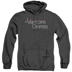Image for Vampire Diaries Heather Hoodie - Logo