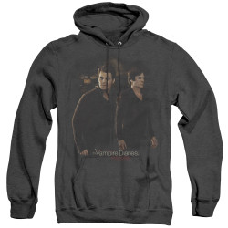 Image for Vampire Diaries Heather Hoodie - Brothers