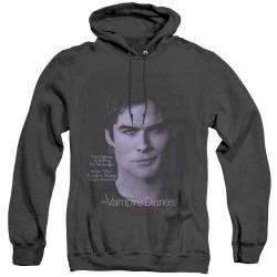 Image for Vampire Diaries Heather Hoodie - Messenger