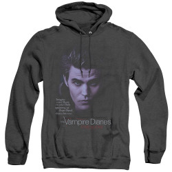 Image for Vampire Diaries Heather Hoodie - Sense Your Body