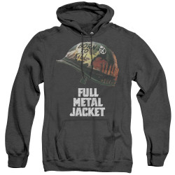 Image for Full Metal Jacket Heather Hoodie - Poster
