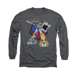 Image for Voltron Long Sleeve T-Shirt - Blazing Sword
