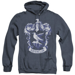 Image for Harry Potter Heather Hoodie - Classic Ravenclaw Crest
