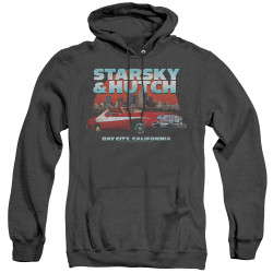 Image for Starsky & Hutch Heather Hoodie - Bay City
