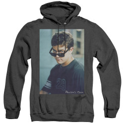 Image for Dawsons Creek Heather Hoodie - Cool Pacey