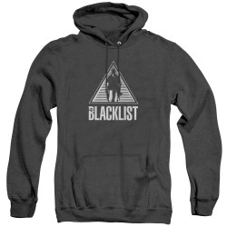 Image for Blacklist Heather Hoodie - Triangle