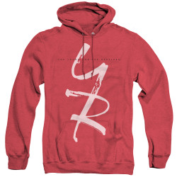 Image for The Young and the Restless Heather Hoodie - Logo