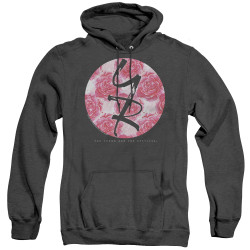 Image for The Young and the Restless Heather Hoodie - Young Roses