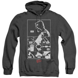 Image for Sin City Heather Hoodie - Checklist