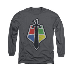 Image for Voltron Long Sleeve T-Shirt - Sigil