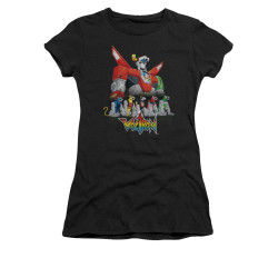 Image for Voltron Girls T-Shirt - Lions