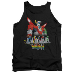 Image for Voltron Tank Top - Lions
