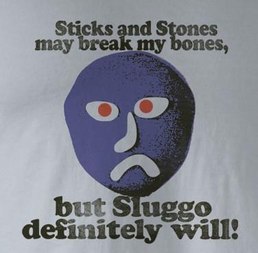 Image for Mr. Bill Sluggo will break your bones T-Shirt