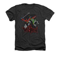 Voltron Heather T-Shirt - Roar