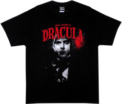 Image for Dracula Head T-Shirt