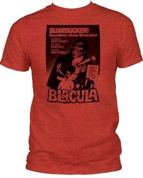 c9826a5da Horror Movie - Blacula Bloodsucker! T-Shirt - NerdKungFu
