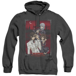 Image for Vampire Knight Heather Hoodie - Castle Pose