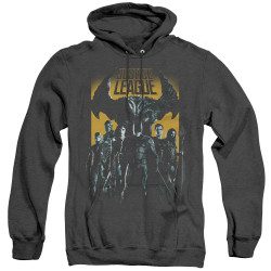 Image for Justice League Movie Heather Hoodie - Stand Up to Evil