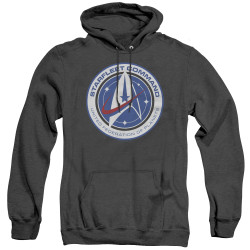 Image for Star Trek Discovery Heather Hoodie - Starfleet Command