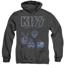 Image for Kiss Heather Hoodie - Creatures of the Night