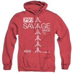 Image for Atari Heather Hoodie - Savage 72