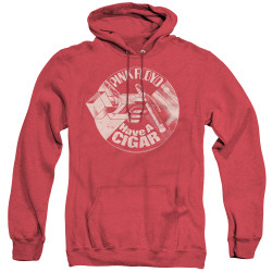 Image for Pink Floyd Heather Hoodie - Just a Cigar